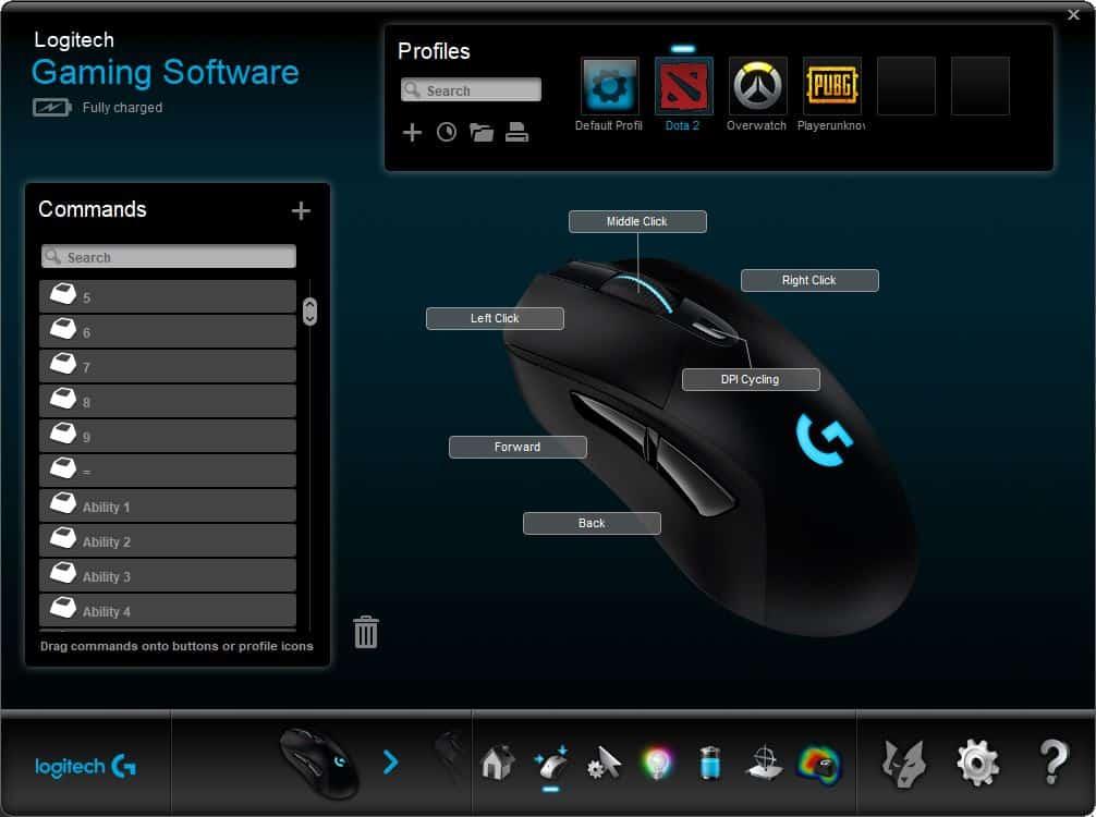 Logitech Gaming Software User Guide 2021