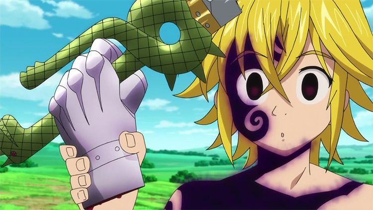Melodies of the anime Seven Deadly Sins.