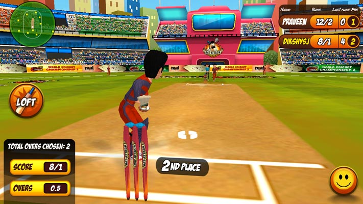 15 Best Online Multiplayer Cricket Games for Android [2021]