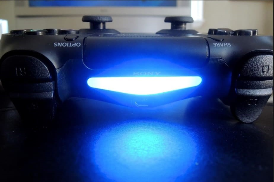 PS4 Bluetooth PC controller