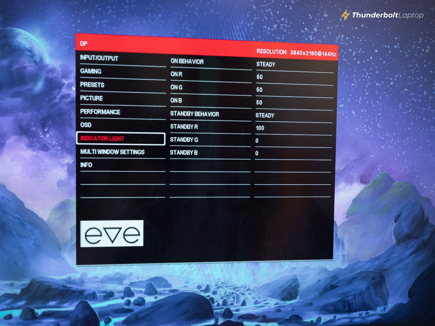 Eve Spectrum 4K 144Hz Gaming Monitor – Review and First Look