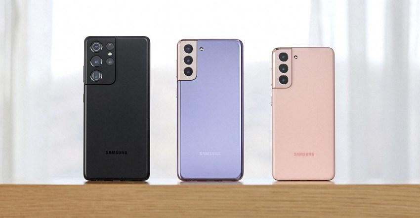 Samsung Galaxy S21 Series Comparison