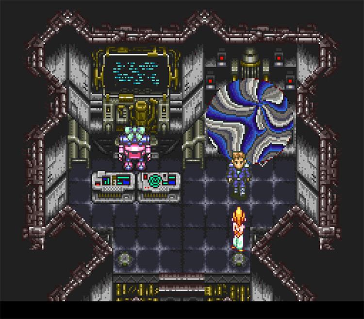 Screenshot Flame of Eternity