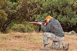 Shooting positions you must practice
