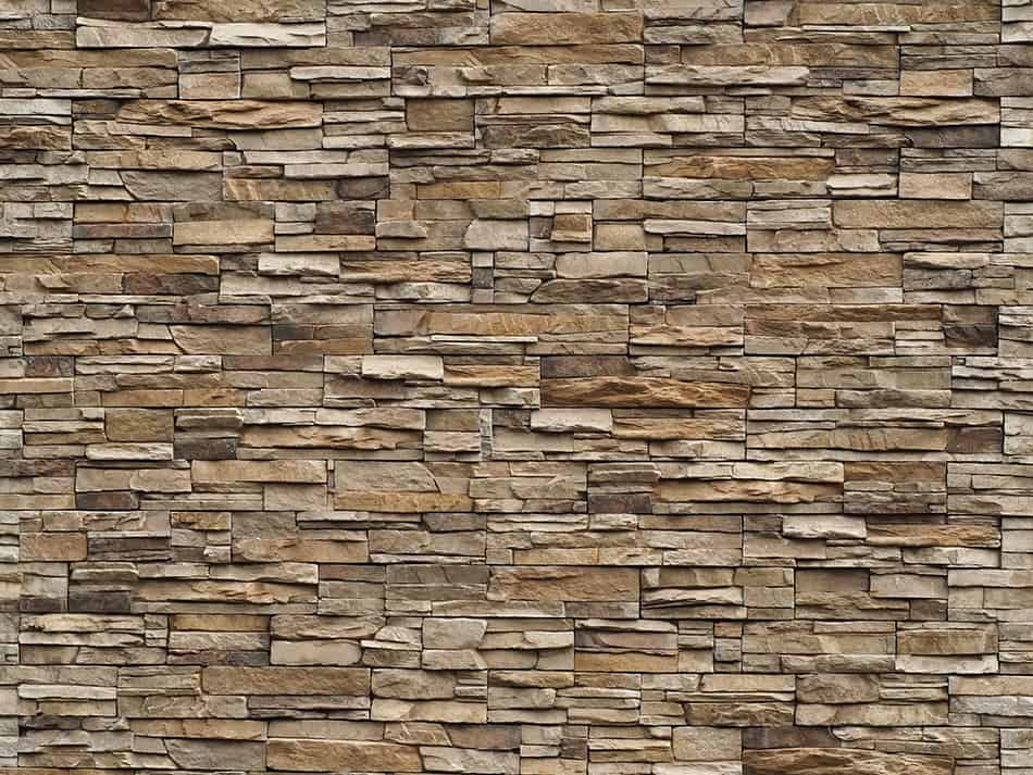 Stone lining