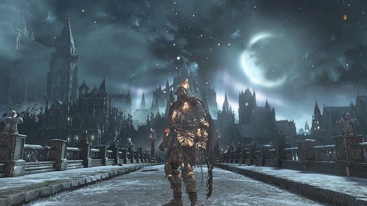 Sunset Armor of Dark Souls 3