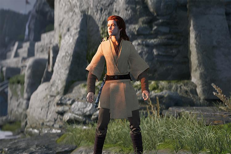 The Fallen Jedi Order