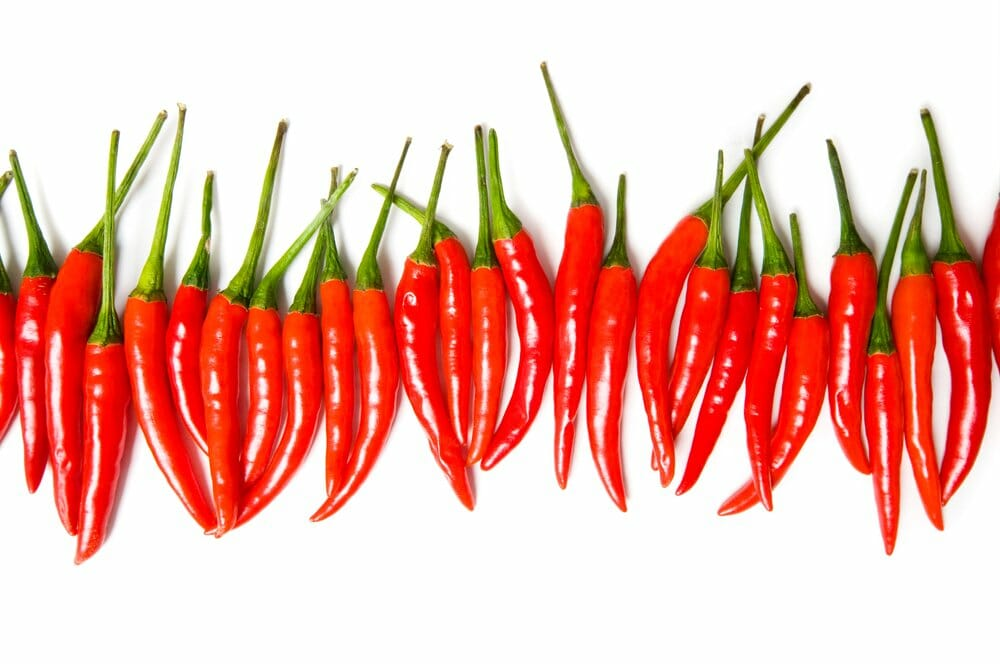The health benefits of cayenne pepper