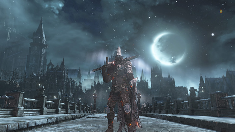 The Legion of the Undead has installed Dark Souls 3.