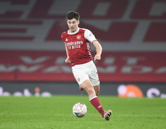 Tierney is in great form for his second season at the Emirates.