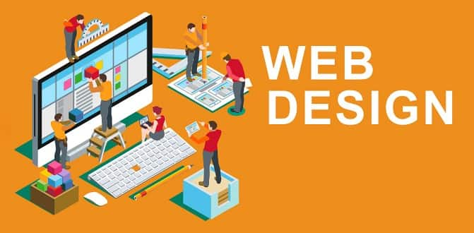 Web design courses in India