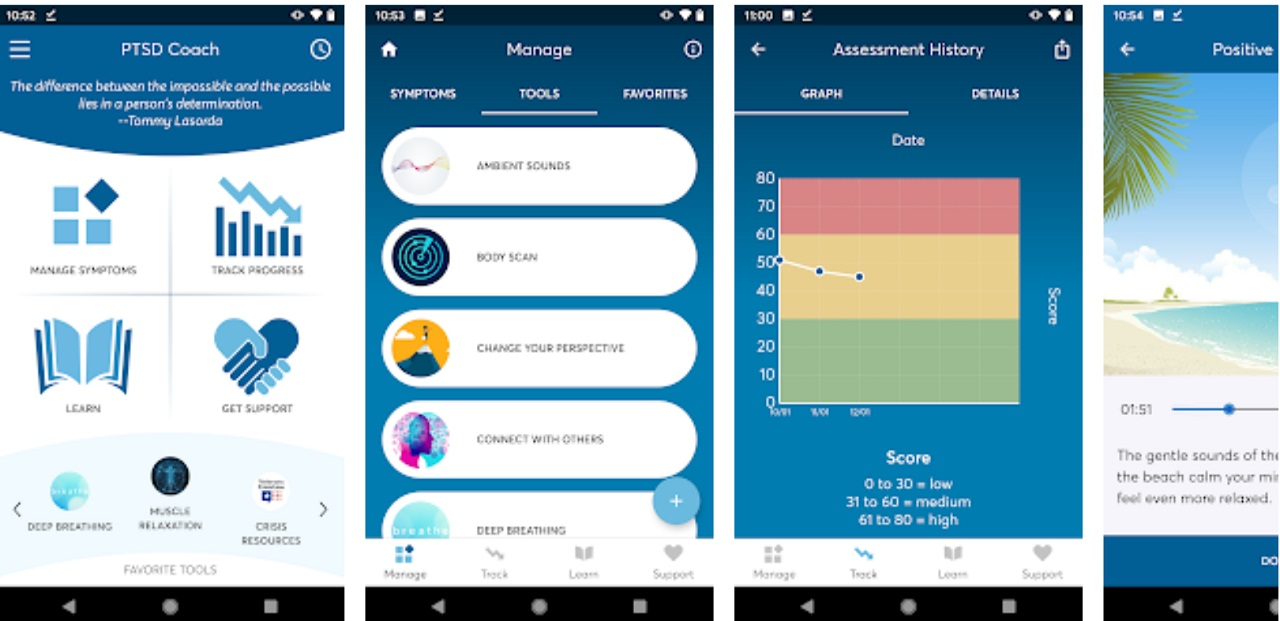 Top 7 apps for mental health available on Android