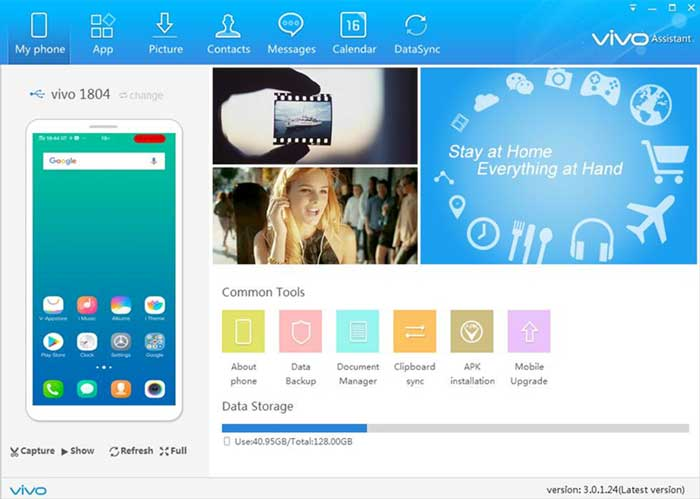 Download Vivo PC Suite and Vivo Mobile Assistant Latest (2021)