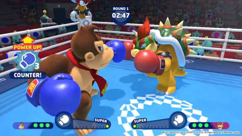 Mario & Sonic At The Olympic Games Tokyo 2020 Review –