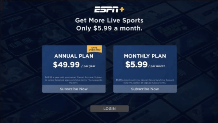 How to Watch ESPN on Roku With / Without Cable