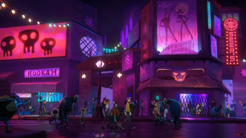 Afterparty Review –