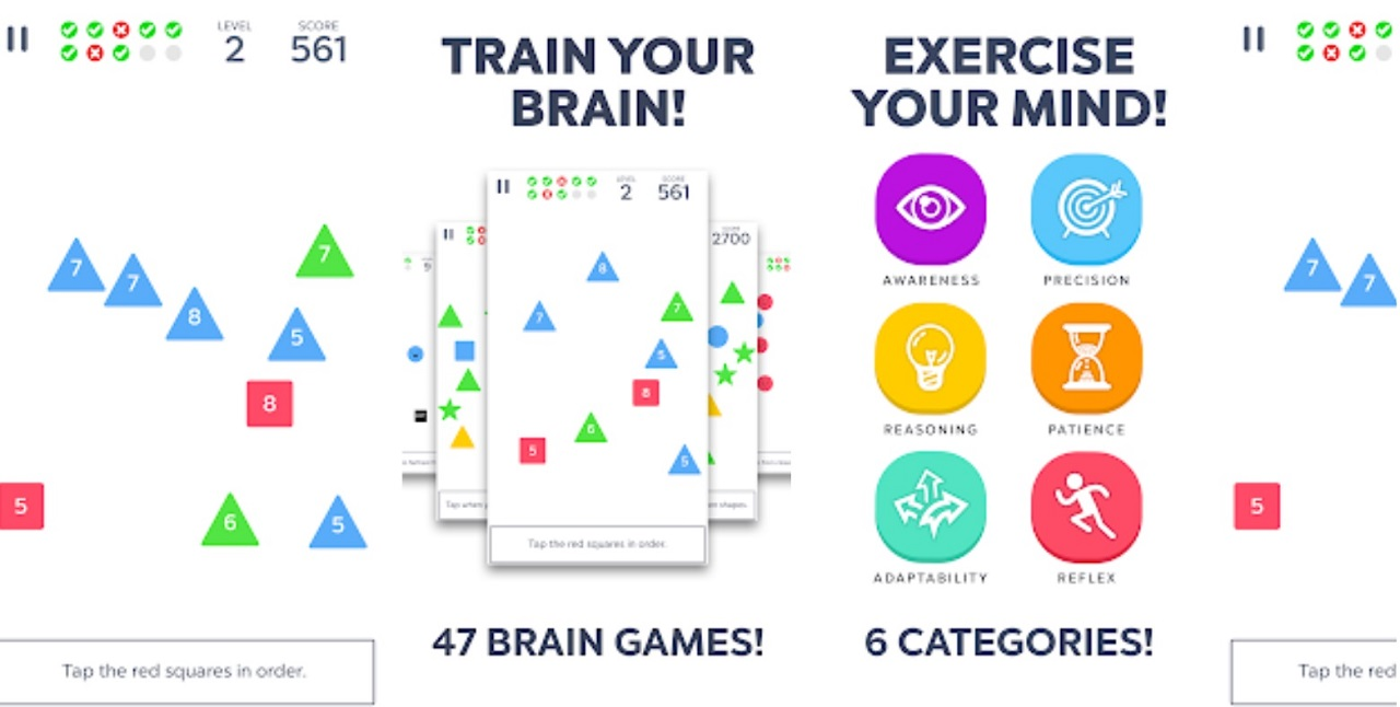 Top 7 Brain Teaser game apps for Android
