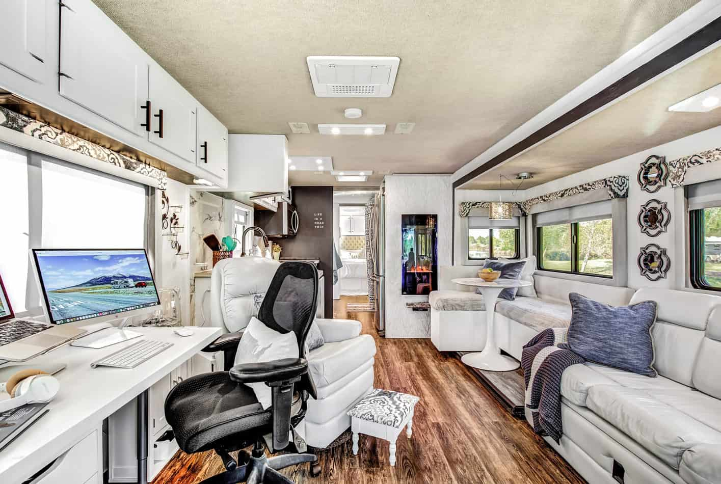 The Secrets Behind RV Interior Design: Past, Present, & Future