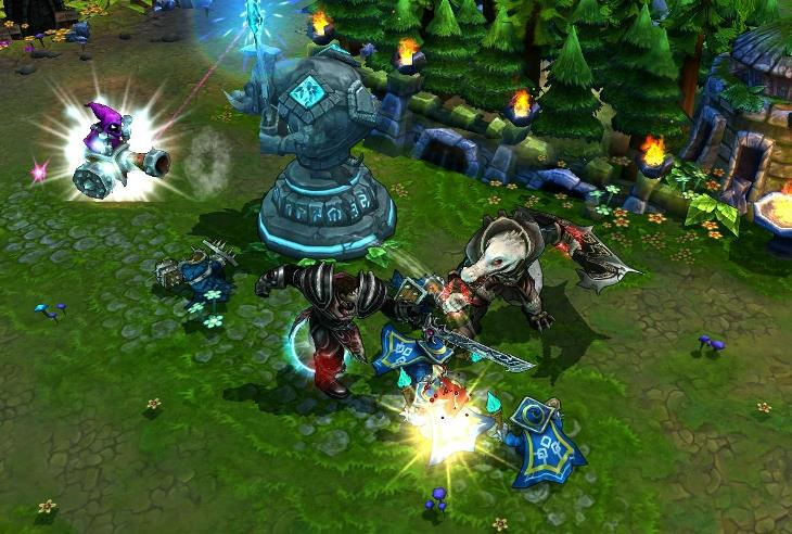 Dopa's thought on supports – League of Legends Games Guide