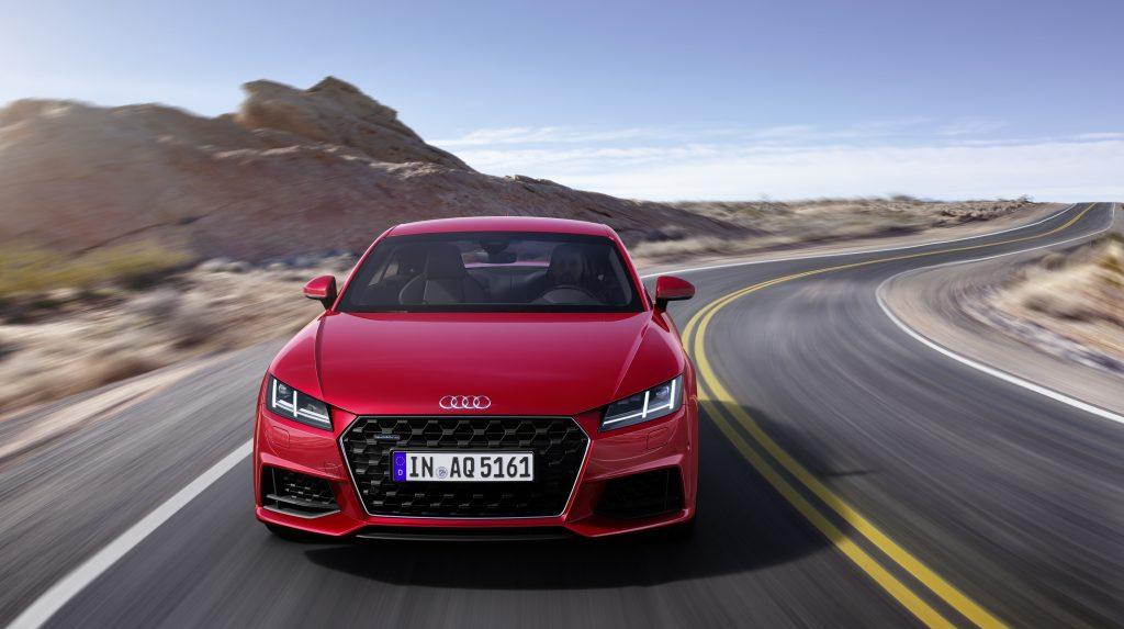 2020 Audi TT Coupé   Audi