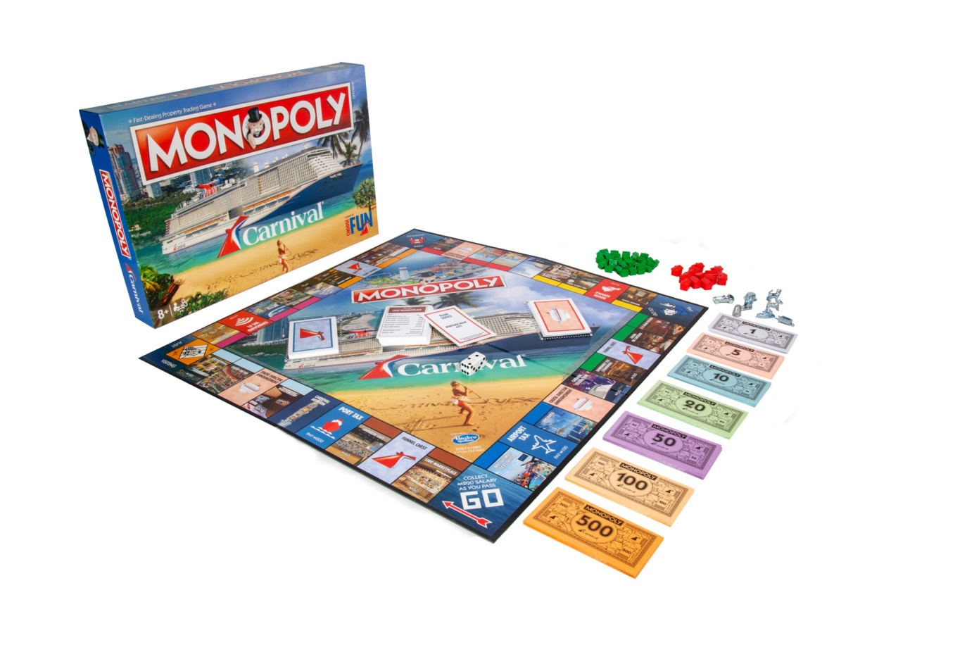 carnival cruise line monopoly