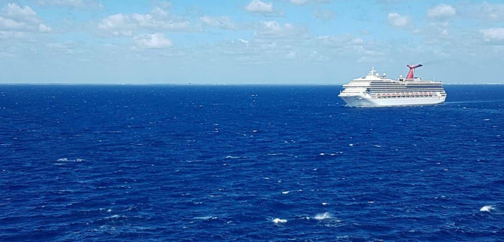 Carnival Cruise Ship Ocean
