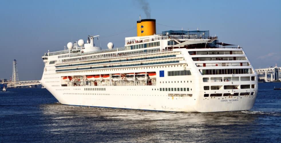 Costa Victoria Cruise Ship