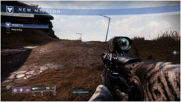 Destiny 2 Vendetta Mission Walkthrough