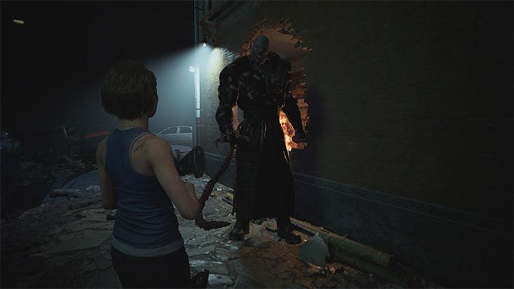 Frenemies - Harmless Nemesis RE3 Remake mod