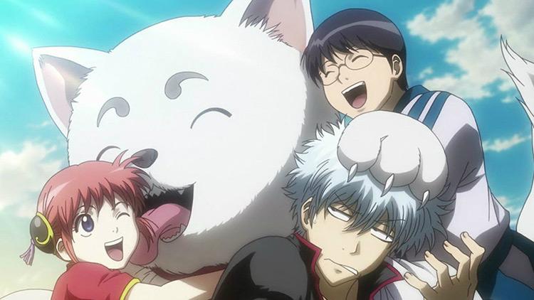 Gintama anime screenshot