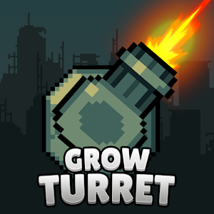 Grow Turret Idle Clicker Defense