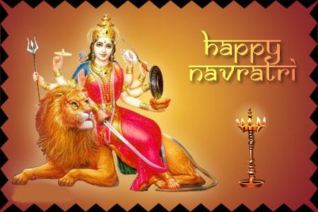 Happy Navrati Wallpapers