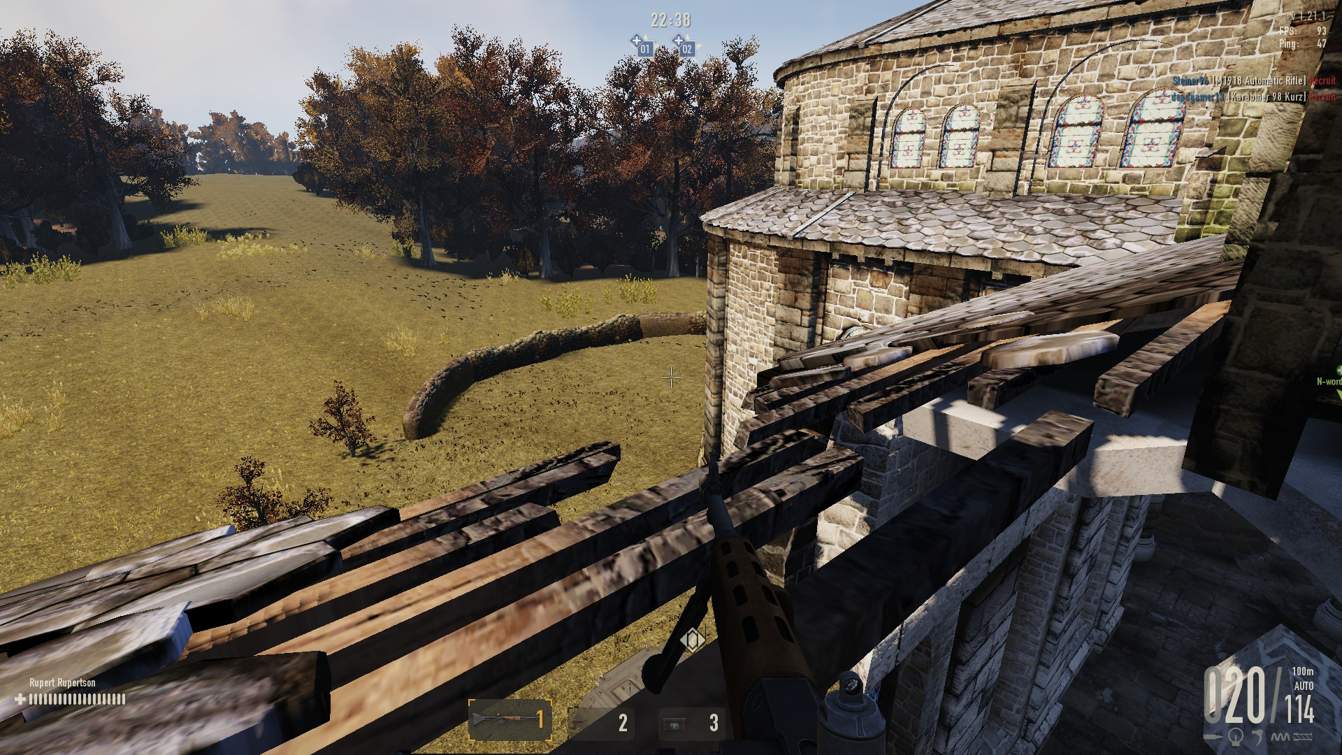 Heroes & Generals – An Advanced Guide for Assaulting the Church