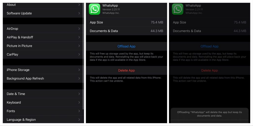 Fix: WhatsApp not receiving messages on iPhone