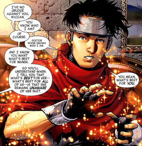 """William """"Billy"""" Kaplan (Asgardian/Wiccan) – Who's Who"""