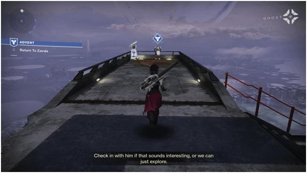 Destiny 2 Advent Mission Walkthrough