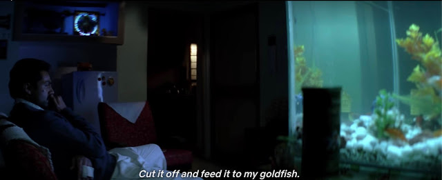 Something fishy in films –