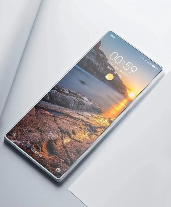 Xiaomi Mi MIX 4 Packs Under Display Camera, Appears in Renders