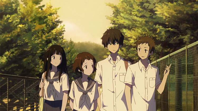 20 Best Anime To Watch Before Bed & Fall Asleep To –