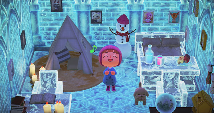 Animal Crossing Bedroom Ideas For ACNH Inspiration –
