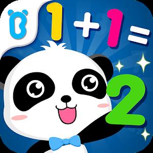 Little Panda Math Genius Education Game For Kids