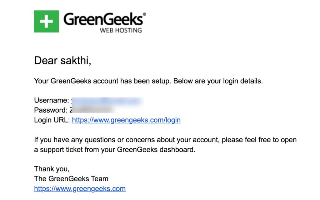login-details-greengeeks-hosting-signup