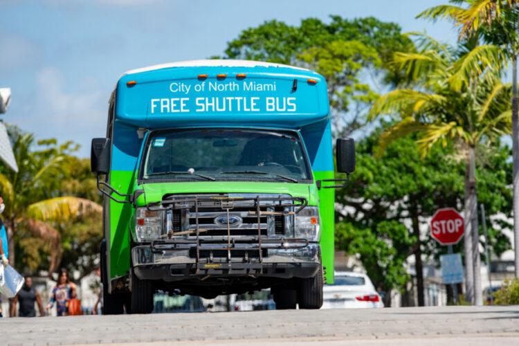 Miami Shuttle Bus