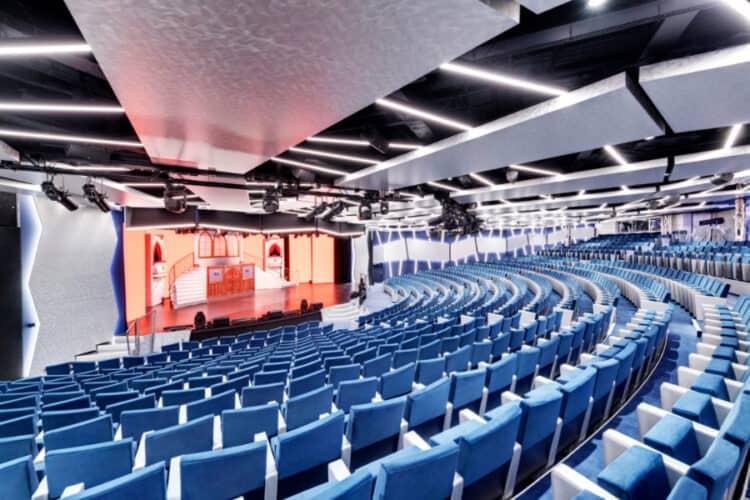MSC Grandiosa Theatre