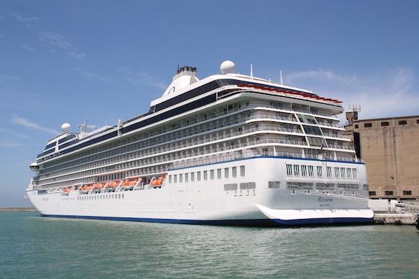 oceania cruises riviera ship
