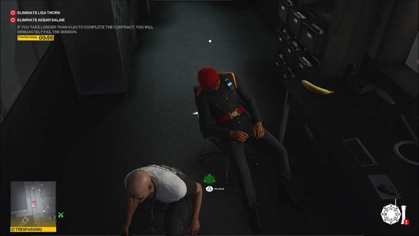 Hitman 3 Featured Contract | Two Ends Silent Assassin guide