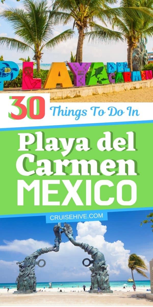 Playa del Carmen Mexico