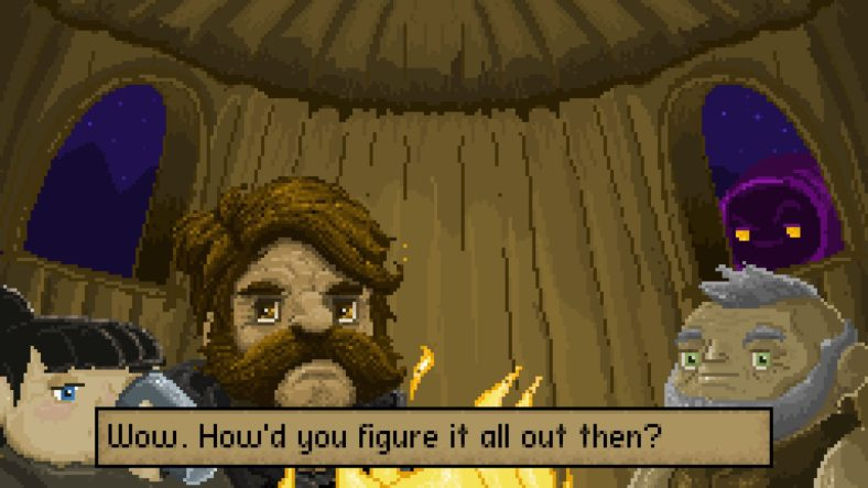 Aground – A Colossus Survival RPG Hiding Behind 2D Gameplay