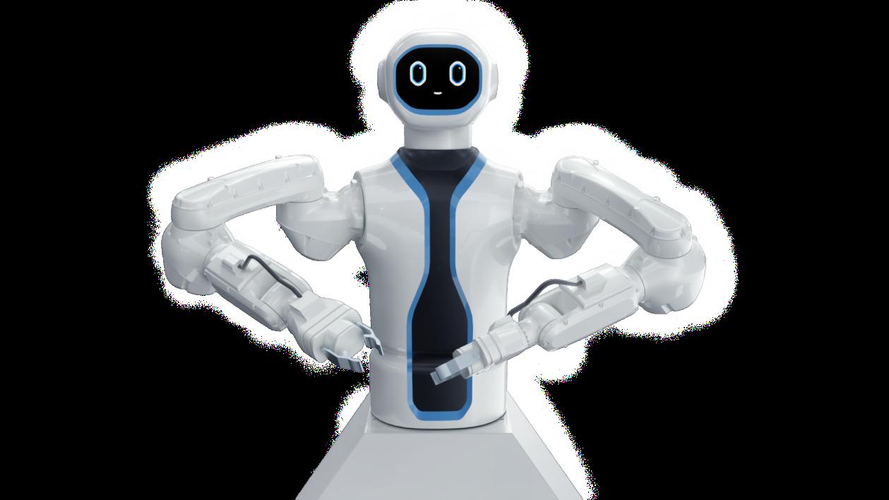 rob humanoid robotic bartender msc