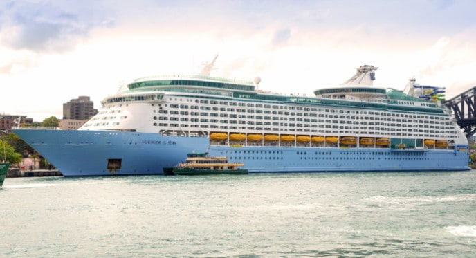 Royal Caribbean's Voyager of the Seas